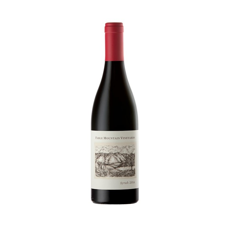 Buy Fable Mountain Vineyards Syrah 2014/17 Online