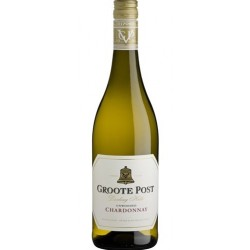 Buy Groote Post Unwooded Chardonnay 2019 • Order Wine