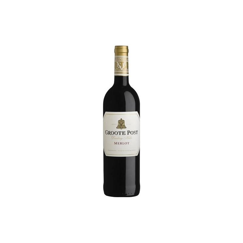 Buy Groote Post Merlot 2017 • Order Wine