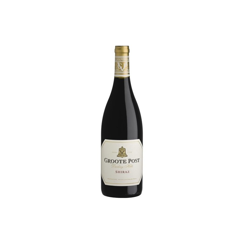 Buy Groote Post Shiraz 2017 • Order Wine