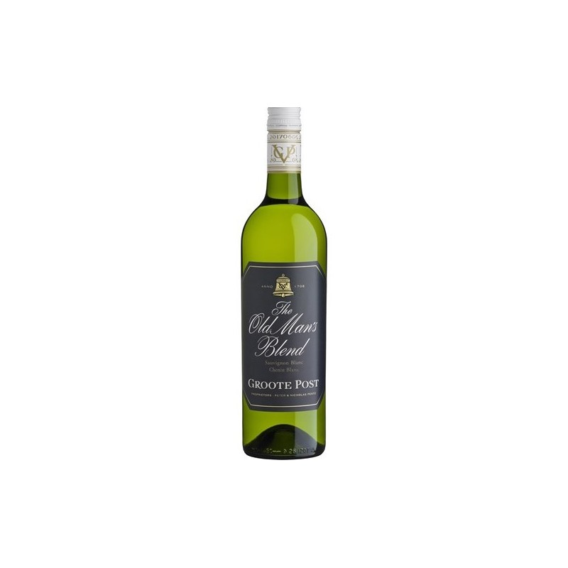 Buy Groote Post The Old Man's White Blend 2019 • Order Wine