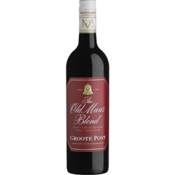 Buy Groote Post Old Man's Red Blend 2019 • Order Wine