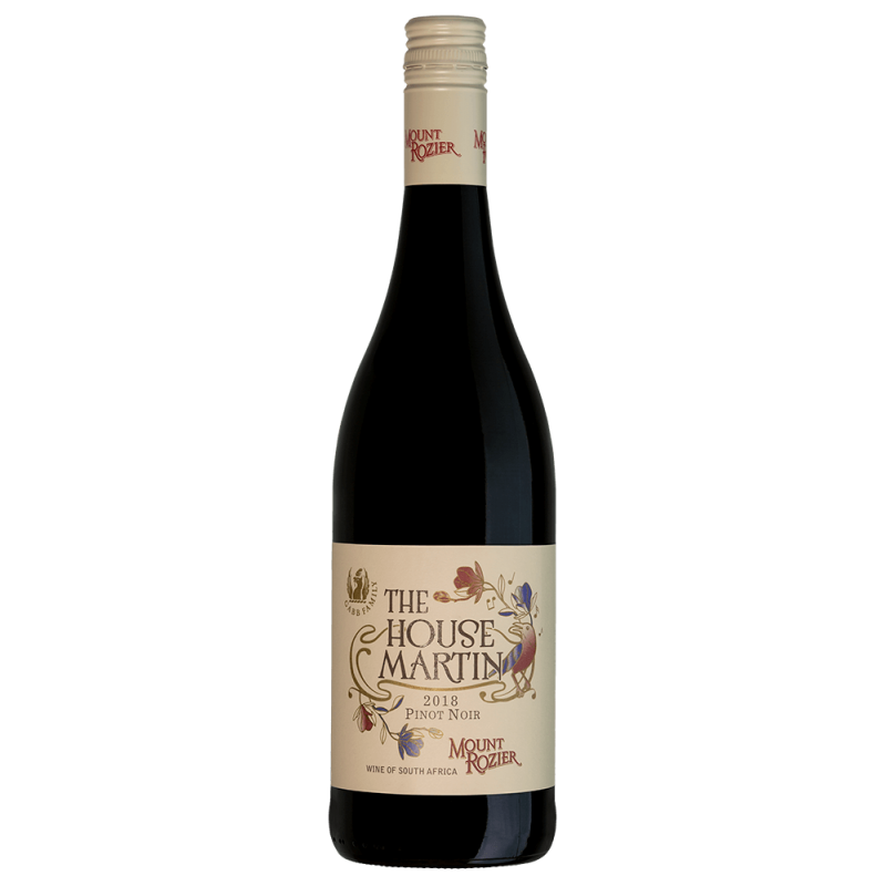 Buy Mount Rozier The House Martin Pinot Noir 2018 • Order Wine