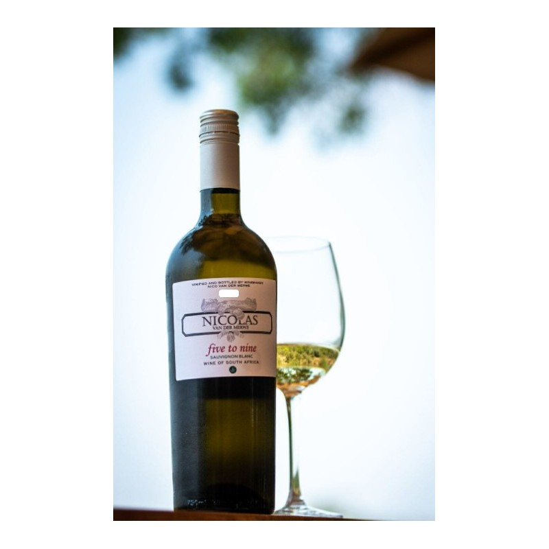 Buy  Nico van der Merwe 5-9 Sauvignon Blanc 2018 • Order Wine