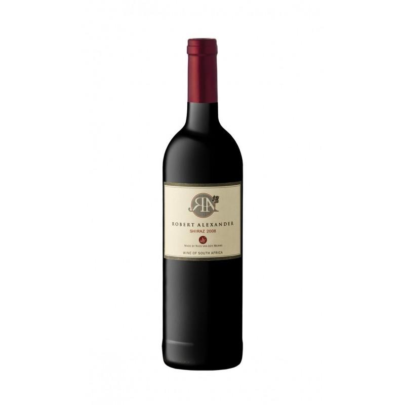 Buy Robert Alexander Shiraz 2017 | 18 • Order Wine
