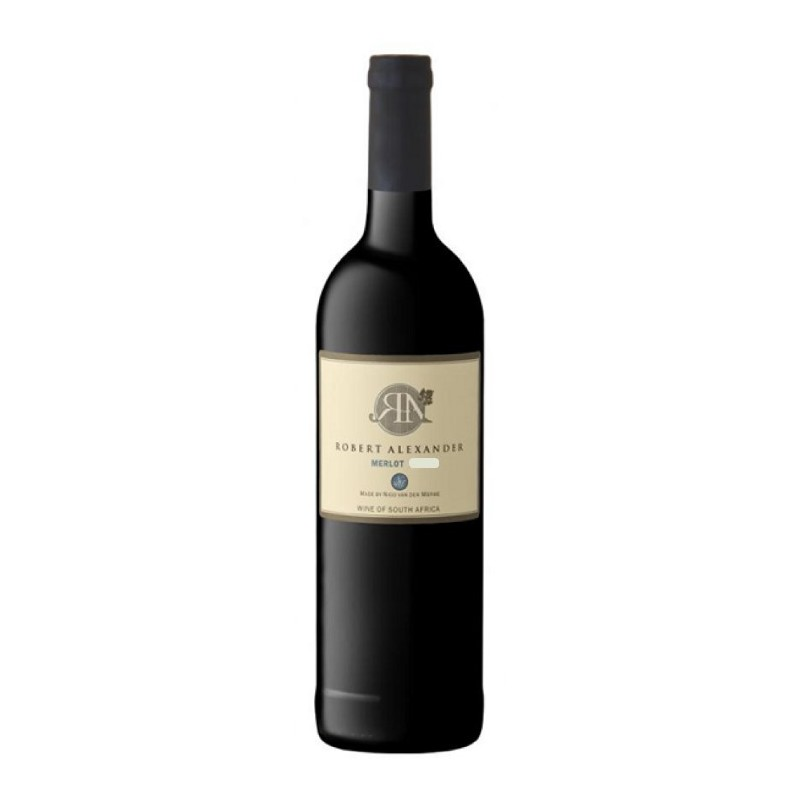 Buy Robert Alexander Merlot 2017|18 • Order Wine