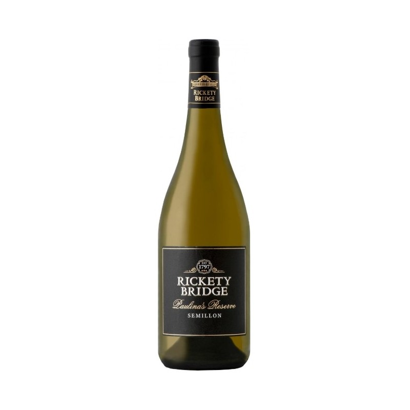 Buy Rickety Bridge Paulina's Reserve Semillon 2017 • Order Wine