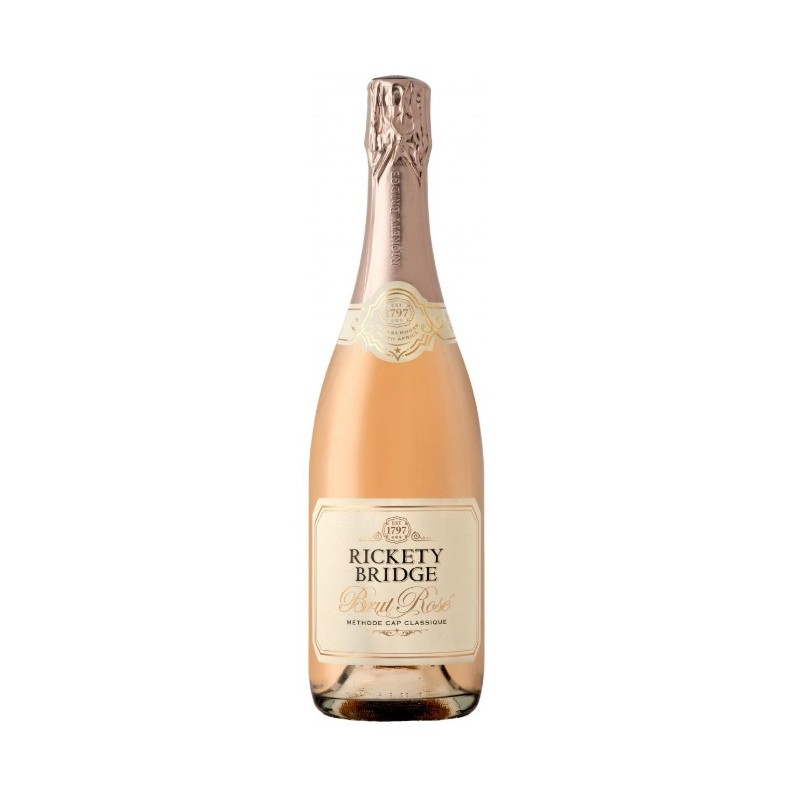 Buy Rickety Bridge Brut Rose NV • Order Wine