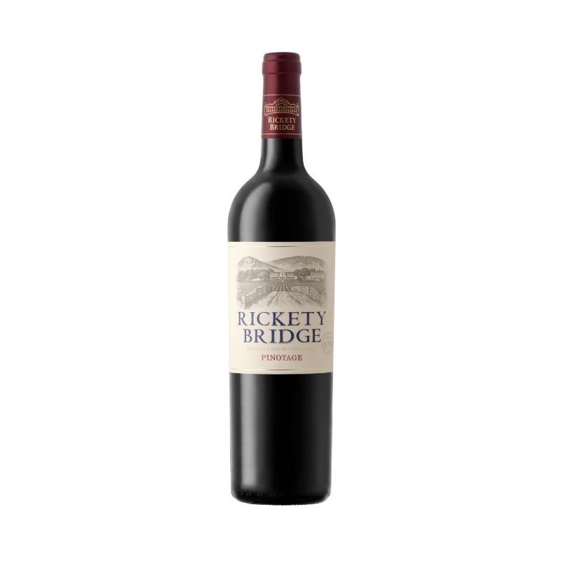 Buy Rickety Bridge Pinotage 2019 • Order Wine