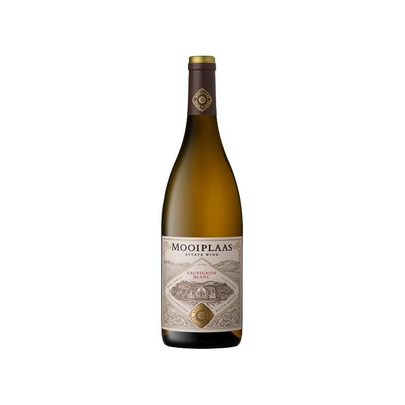 Buy Mooiplaas Sauvignon Blanc 2019 • Order Wine