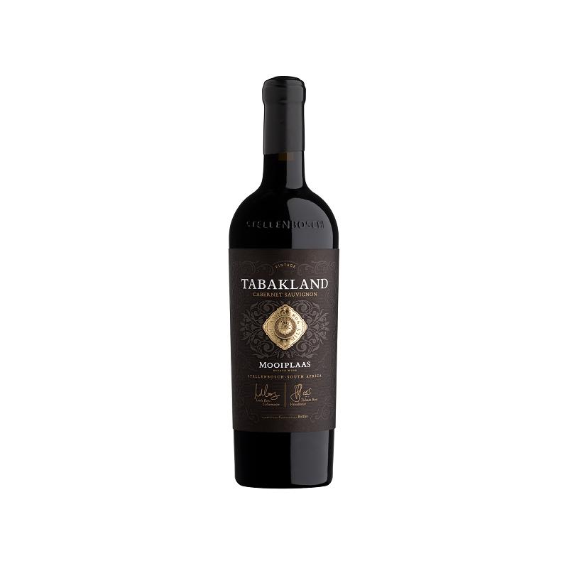 Buy Mooiplaas Mercia Tabakland Cabernet Sauvignon 2017 • Order Wine