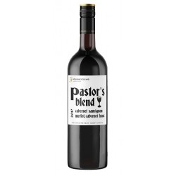 Buy Journey's End The Pastor's Blend 2018 • Order Wine