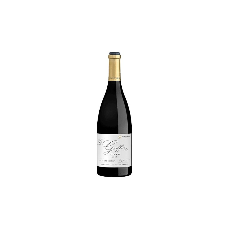 Buy Journey's End The Griffin Syrah 2015 • Order Wine