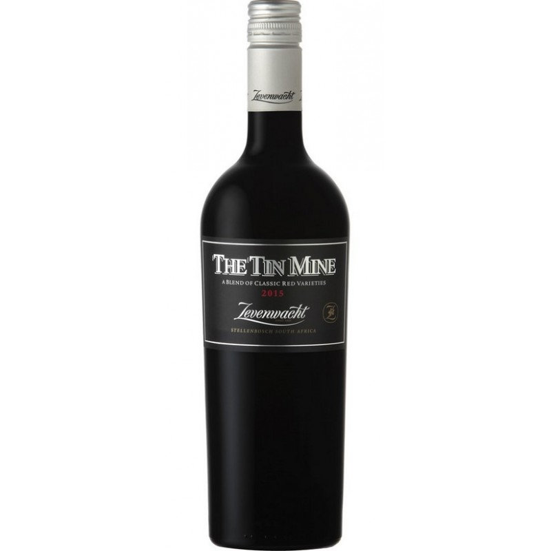 Buy  Zevenwacht The Tin Mine Red 2015 • Order Wine