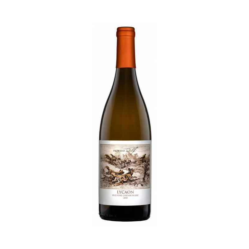 Buy Painted Wolf Our Pack Lycaon Heritage Chenin Blanc 20188 • Order Wine