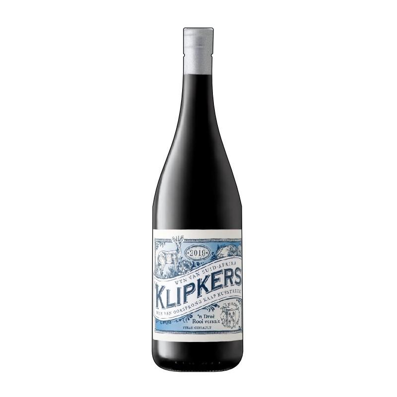 Buy De Kleine Wijn Koöp Klippers Red 2019 • Order Wine