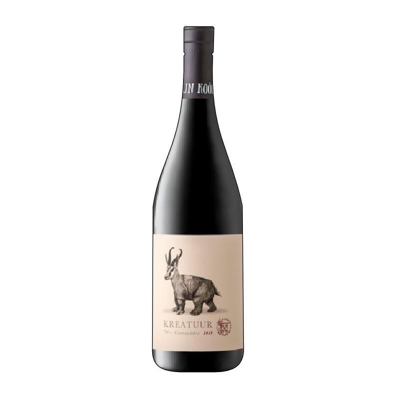 Buy De Kleine Wijn Koöp Kreatuur Red 2018 • Order Wine
