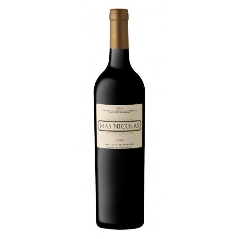 Buy Nico van der Merwe Mas Nicolas 2015 • Order Wine