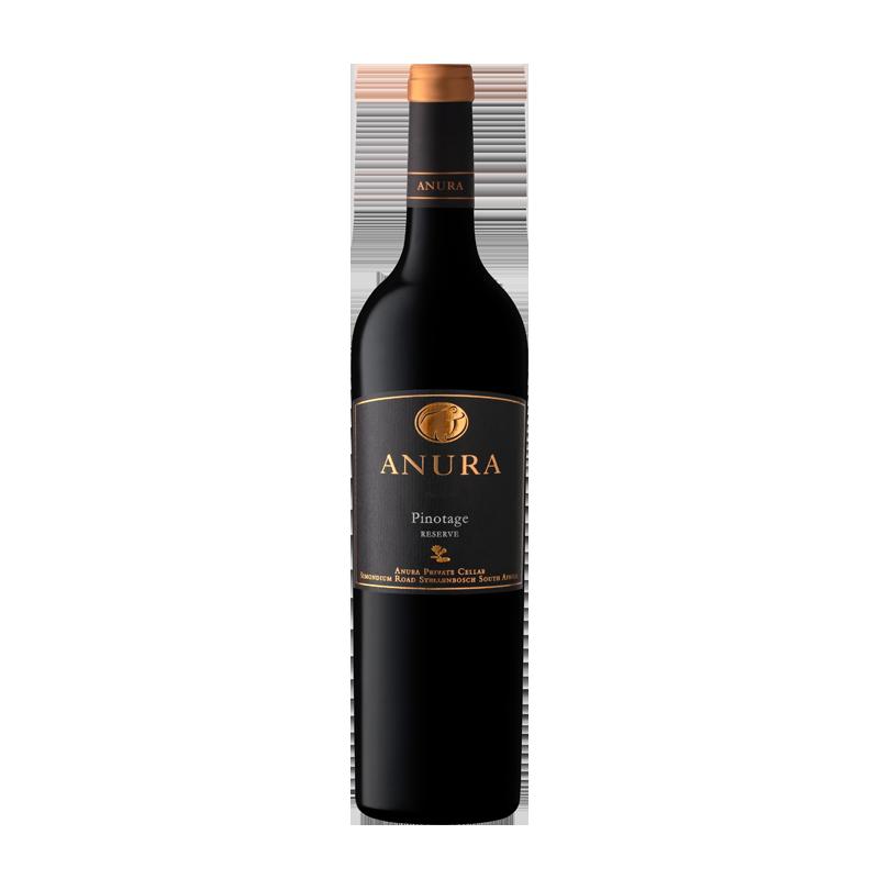 Buy Anura Pinotage Reserve 2017 • Order Wine